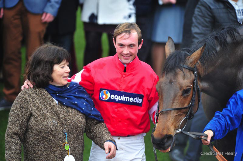 Nico de Boinville with Coneygree Cheltenham Gold Cup